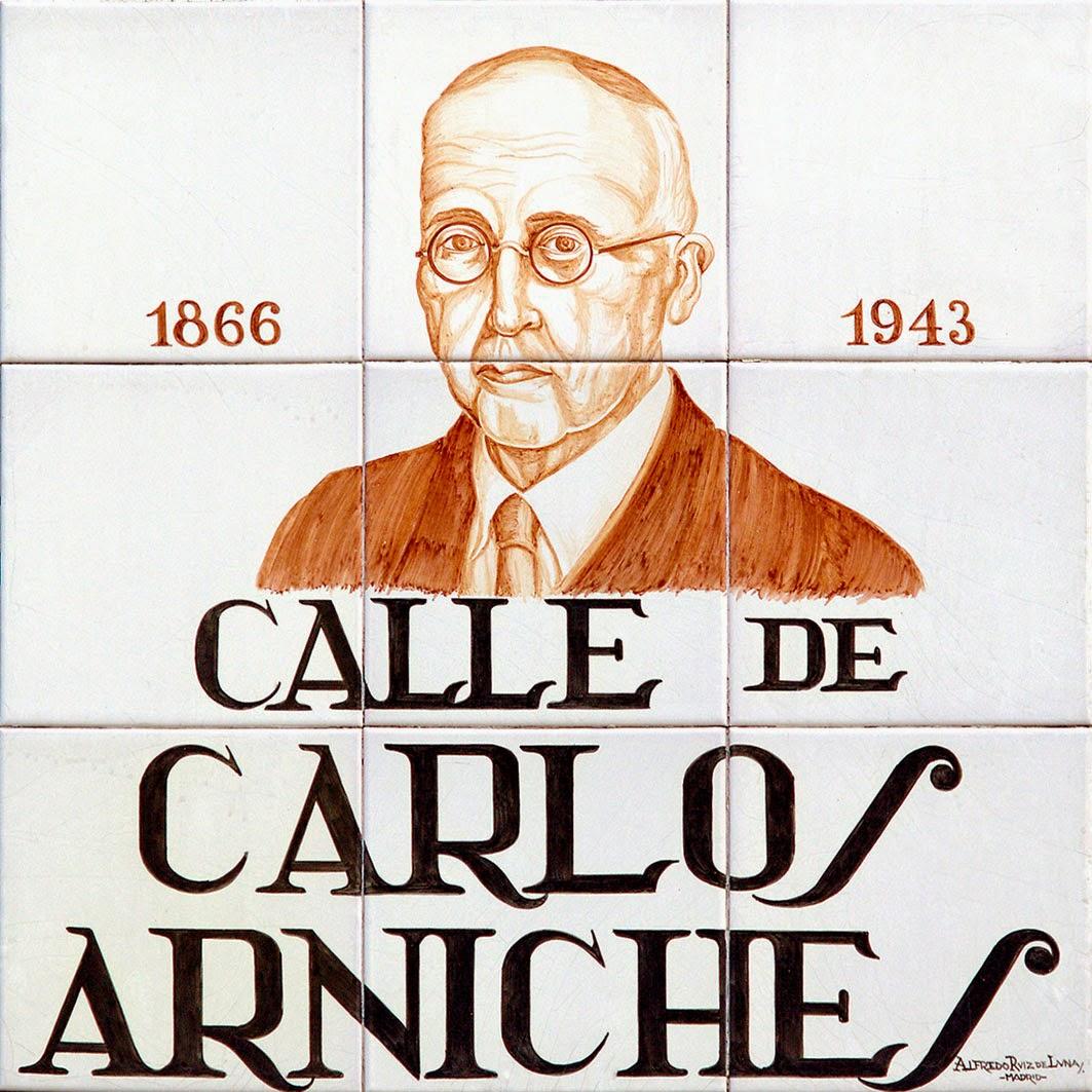 Calle de Carlos Arniches