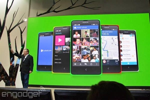 Nokia resmi luncurkan android