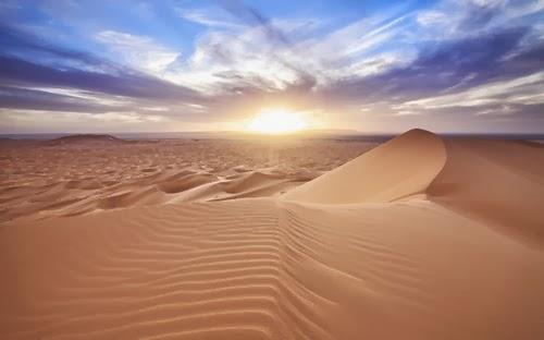 Desert Sunrises Sky