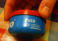 imagen de la lata de paté de Calvo