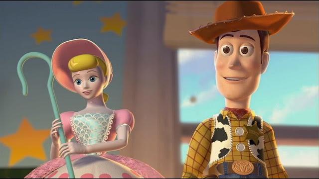 Téaser póster de 'Toy Story 4', en la que Woody encontrará el amor