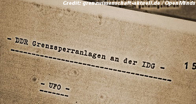 UFO Files of the German Secret Service Revealed