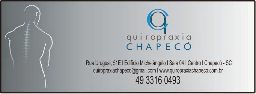 Quiropraxia Chapecó