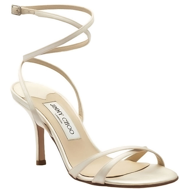 jimmy choo sandals bridal collection spring summer 2011