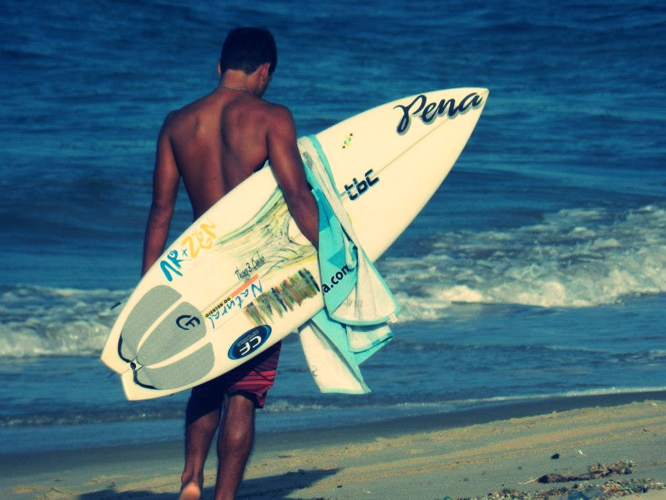 André Silva About live, surf and businesses