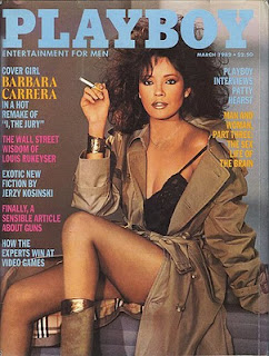 barbara carrera smoking