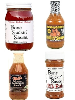 NC barbecue sauce gift