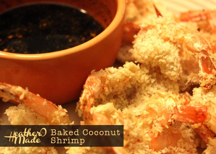 Baked Coconut Shrimp Recipe — Dishmaps