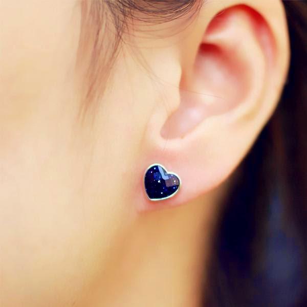 telinga gadis perawan