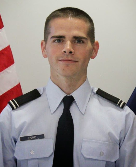Alexander Hone, Air Force ROTC