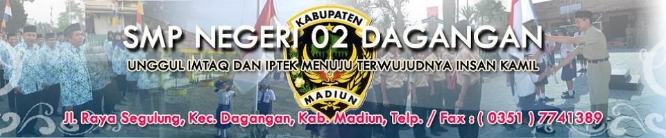SMP Negeri  2 DAGANGAN Kabupaten  MADIUN