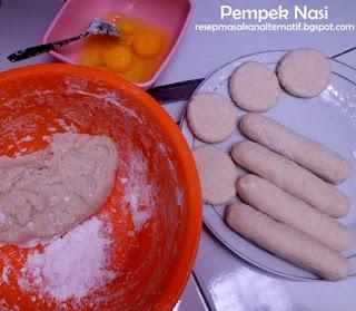 Resep Membuat Pempek Nasi Sisa Dan Cuko Asli Palembang