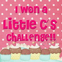I won at Little C's Creations!