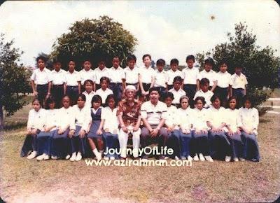 nostalgia sekolah rendah