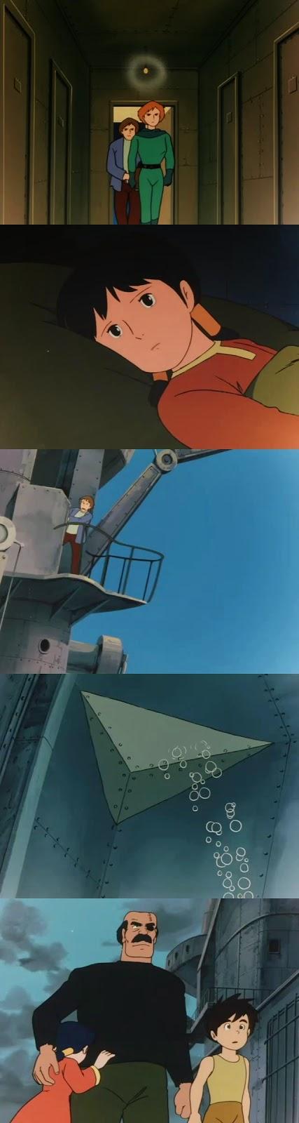Conan el Niño del Futuro Serie Completa Español Latino