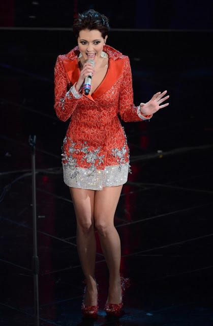 Sanremo 2013 Simona Molinari