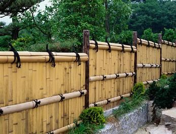 Bamboo Privacy Fence5