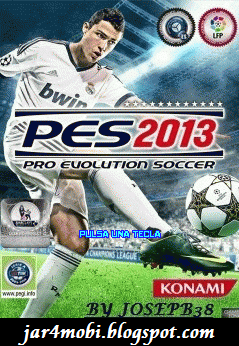 pes 2013 jar jar4mobi free mobiles download baixar real football