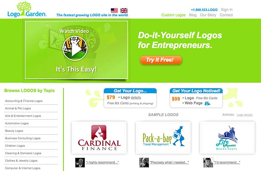 Jeff Fisher LogoMotives: LogoGarden.com harvests pros\' logos ...