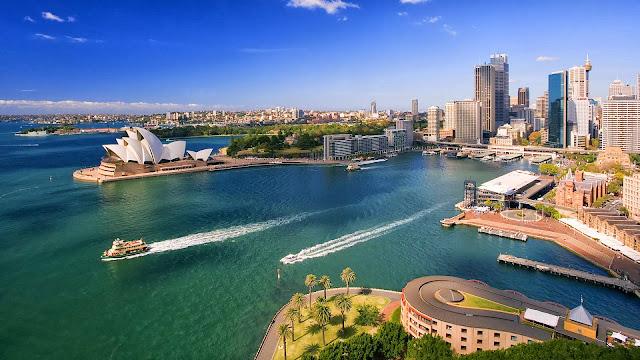 Turismo en Sidney, Australia
