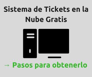 Sistema de Tickets Online