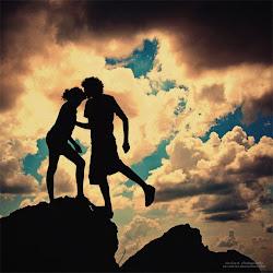 Y si es que el amor existe, yo quiero vivirlo. Vivirlo junto a tí mi amor...