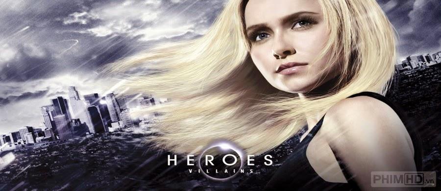 Giải Cứu Thế Giới Phần 1 - Heroes Season 1 - 2006