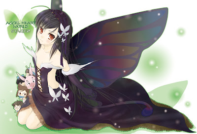 Accel World Anime Spring Season