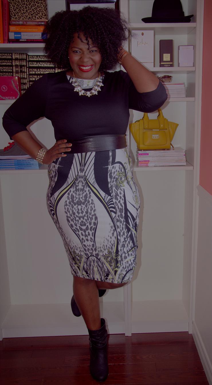 Plus size fashion for women Closet remix: 6 ways to wear a bodycon dress ( Final looks). #plussize #dresses #howtowear #psblogger #fashion #bloggers