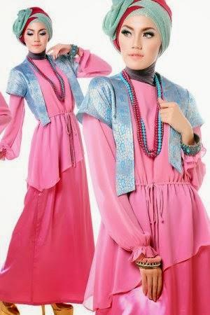 Gambar baju muslimah untuk acara keluarga