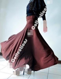 Skirt Labuh 680 Brown