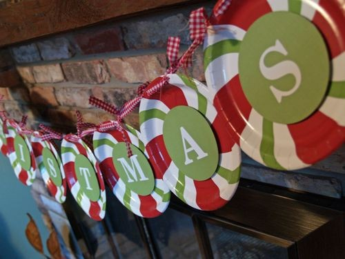 It 39 S ALL Good In Mommyhood Homemade Christmas Decorating Ideas Via Pinte