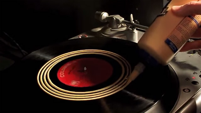 How To Use Wood Glue To Make The Vinyl Record Sound More Hi Fi