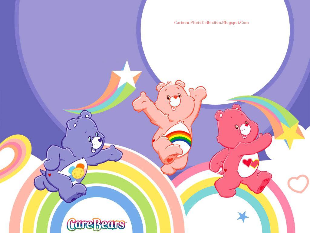 Wallpaper Interesting Care Bears Cartoon Photos And Wallpapers