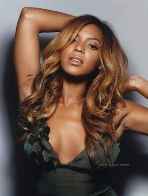 Beyonce Haircut