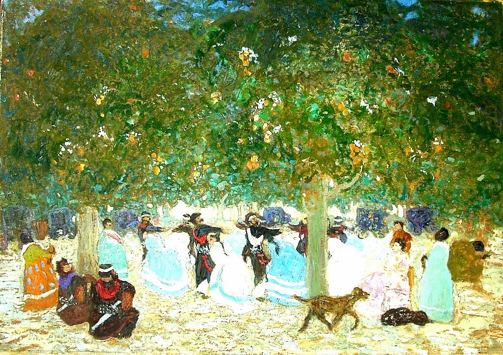 Famous Paintings From Pedro Figari