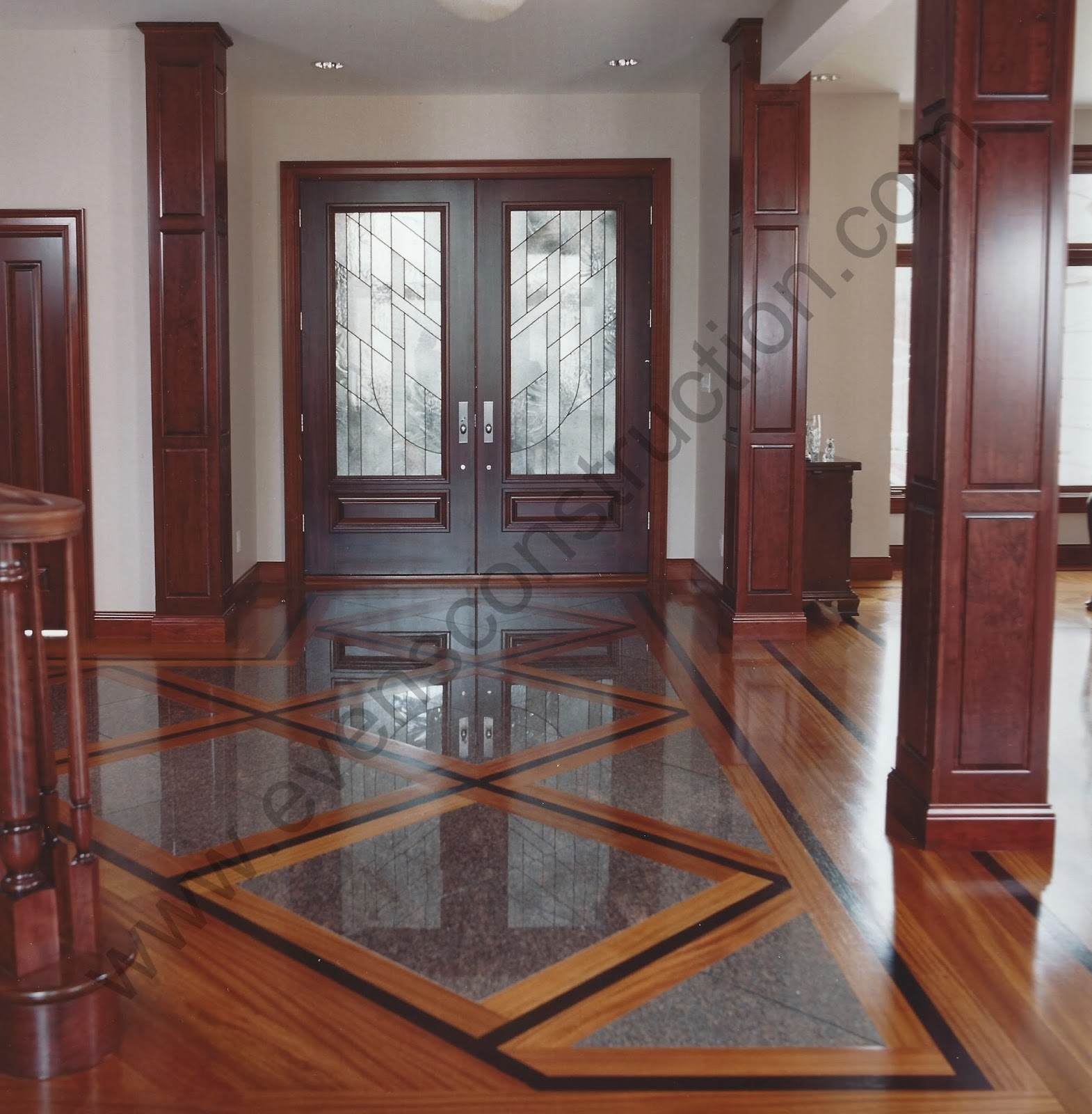 Evens Construction Pvt Ltd Granite Flooring