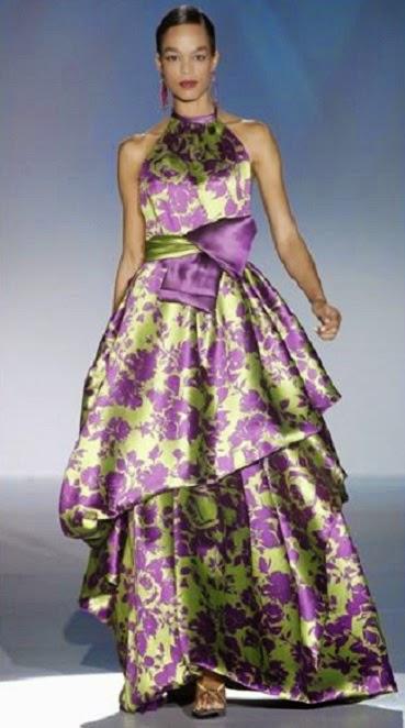 Genero para vestidos de fiesta