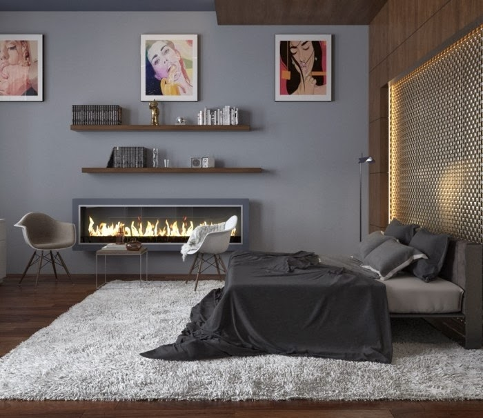 modern bedroom trends 2014