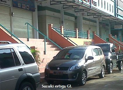 Agung Car, Suzuki ertiga