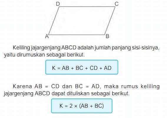 Rumus Rumus Matematika Sd Kelas 4 Belajar Matematika