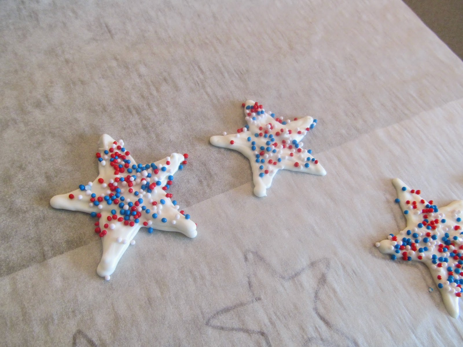 making stars with non pareills