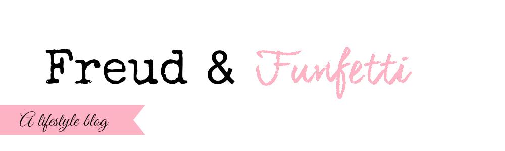 Freud and Funfetti