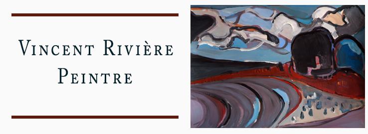 Vincent Rivière Peintre