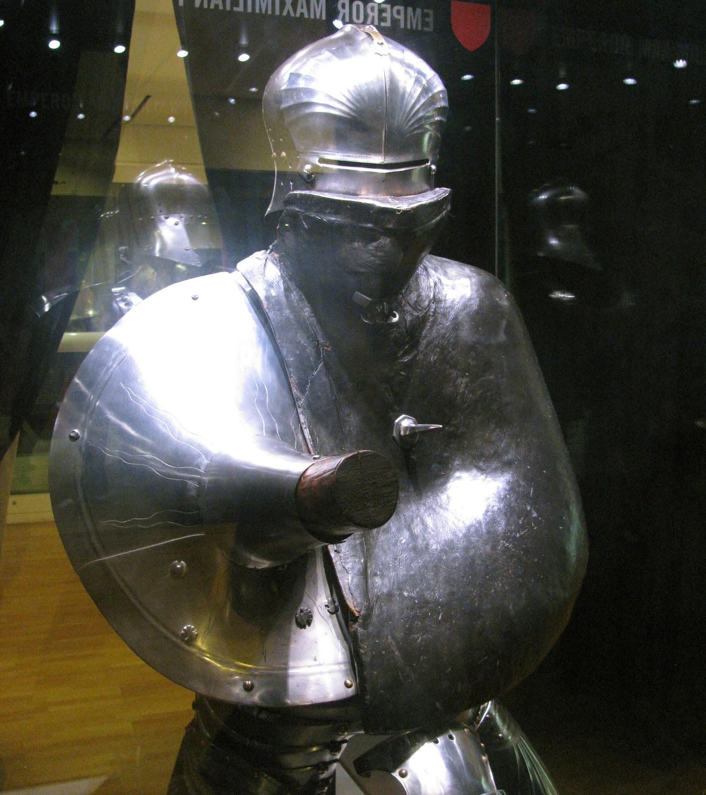 d20 Despot: Improved Armor Tables Part 4 - Medium Armor