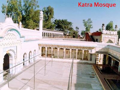 Katra Maoque in Murshidabad