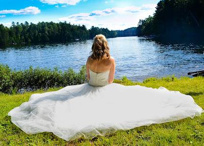 Ballroom Wedding Gown