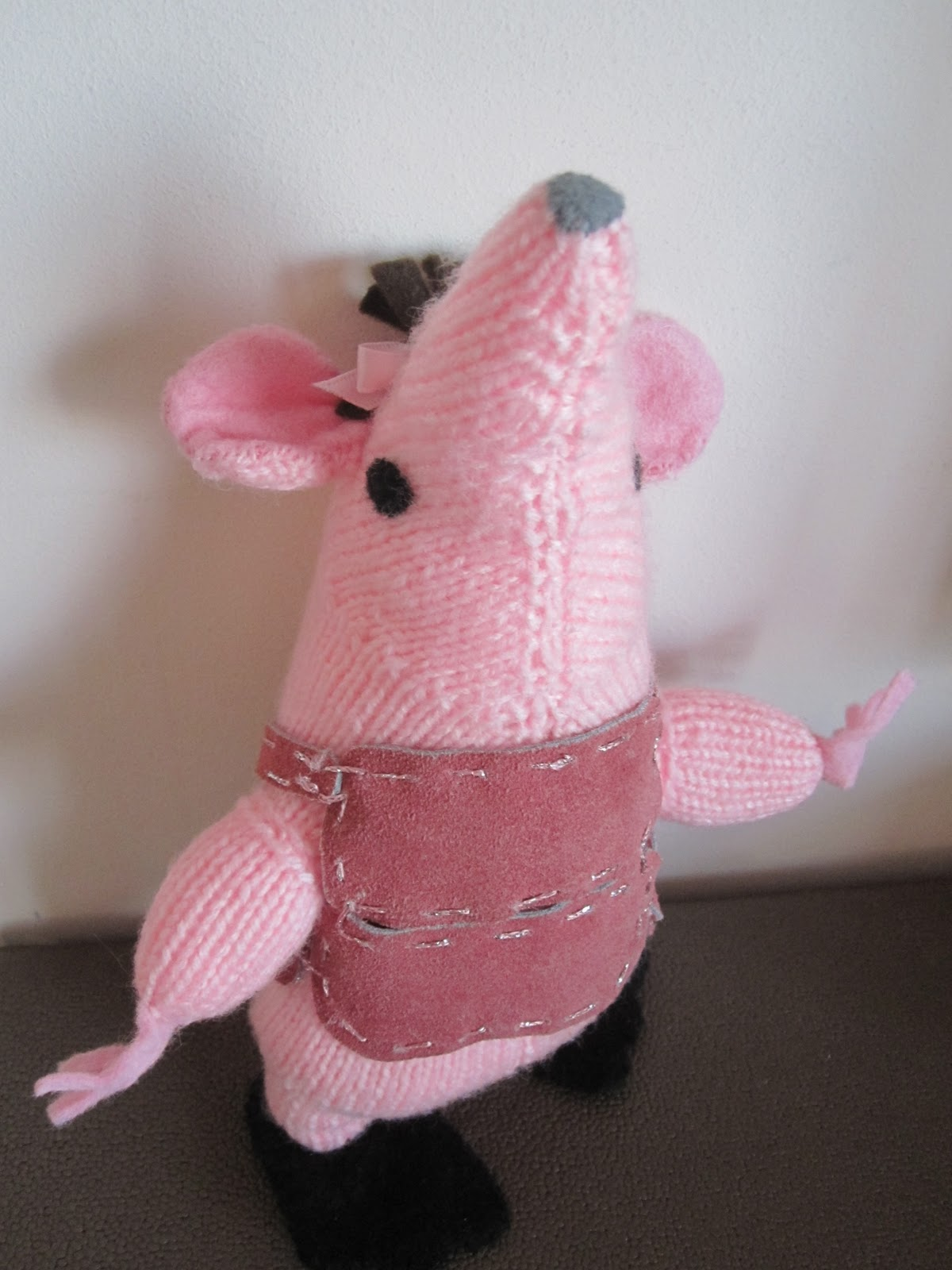 Picking Up The Threads: Clangers in Kit Form