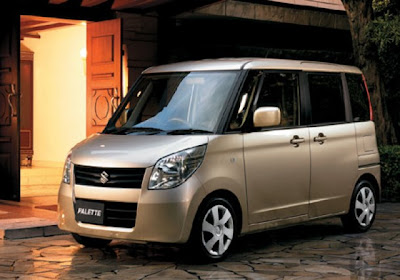 Maruti Suzuki Palette car
