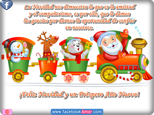 tarjetas bonitas con frases de navidad